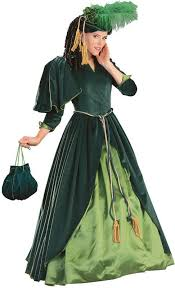 Southern Belle Halloween Costume American Historical Colonial Period Costumes Long Island