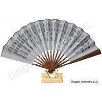 bamboo fans calligraphy bamboo fans
