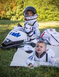 Halloween Astronaut Costume Sibling Halloween Costumes Style