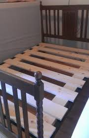 Bed Slat Frame Let Me Fix You Box To Bed Slats The Underenlightened