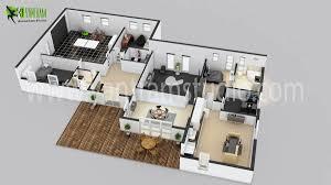 3d home interior floor plan in 3d ahscgs