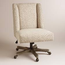 unique leopard print office chair about remodel office chairs