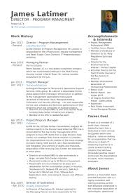 Supply Chain Manager Resume Sample by Program Manager Resume Samples Visualcv Resume Samples Database