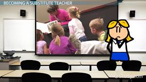 how to become a substitute teacher step by step guide