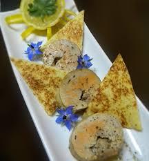 cuisiner le foie de lotte recette de foie gras de la mer la recette facile