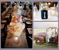 country themed wedding country themed weddings centerpieces theme thursday country