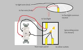 wire a ceiling fan with two switches hbm