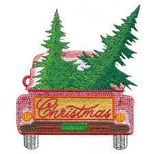 christmas tree delivery truck m u2013 magic stock art machine