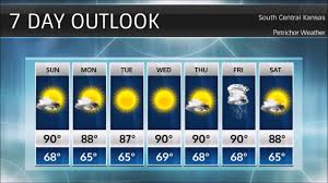 august 14 2016 weather forecast
