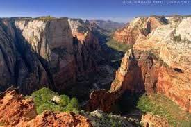 backpacking the narrows zion national park ny hiking and