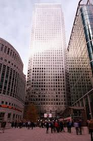 one canada square london pinterest