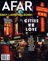 afar magazine september october 2017 tokyo paris new york london