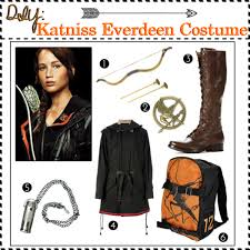 Katniss Everdeen Costume Diy Katniss Everdeen Costume Rue Polyvore