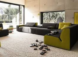 Yellow Sectional Sofa My Living Room Is Yellow And Brown What Color Sofa Do I But