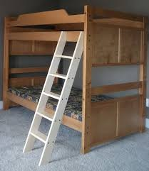 Wood Bunk Bed Ladder Only Wood Bunk Bed Ladder Only Ideas Pictures 53 Bed Headboards