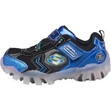 skechers light up shoes on off switch buy skechers infant boys spectra light up sneakers blue black