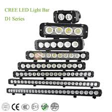 cree led work driving light bar for suv jeep off road shif lighting