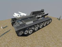 K Henplan Fcm F1 Spg 194mm Wip 1 B By Giganaut On Deviantart