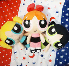 powerpuff girls dolls toys ebay