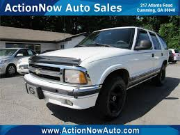 chevrolet blazer in georgia for sale used cars on buysellsearch