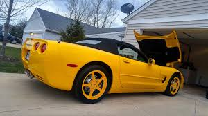 yellow corvette c5 mil yellow wheels on mil yellow c5 corvetteforum chevrolet
