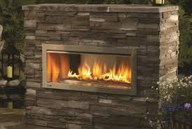 656 Best Outdoor Fireplace Pictures by Napoleon See Thru Fireplace Galaxy 48 Gss48 Nativefoodways