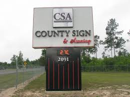 Sign Awning Southeast Texas Subcontractor Profiles County Sign And Awning