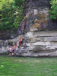 Table Rock Community Bank by Fugitive Beach Rolla Mo A 25 Acre Site At An Abandon Rock Quarry
