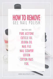 best 25 remove gel nails ideas on pinterest remove gel polish