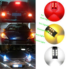 Led Auto Lights Aliexpress Com Buy 1157 Bay15d Bulb Cree Led Chips High Power