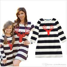 2017 and dresses reindeer striped