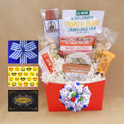 paleo gift basket paleo gift baskets gifts for following a healthy lifestyle