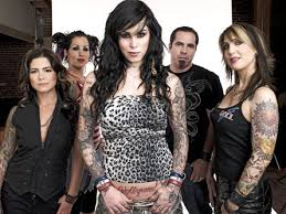 tattoo reality shows the downward spiral la ink tattoo shop