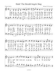 hark the herald angels sing cummings william hayman imslp