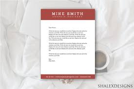 What Is Business Letterhead by Red Business Letterhead Template Stationery Templates Creative