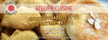 atelier cuisine nantes atelier cuisine coréenne l incubateur nantes by