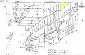 La County Assessor Map 1 20 Acre Residential Parcel In Tujunga Ca Land Century