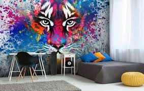 abstract wall abstract wallpaper wall murals wallsauce canada