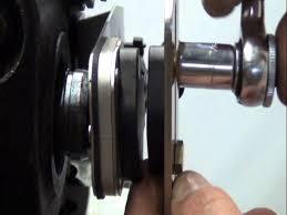 lexus is250 zero point calibration step 6 aligning the stroke sensor wmv youtube