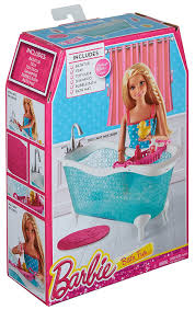 Barbie Dream Furniture Collection by Amazon Com Barbie Story Starter Bathtub Playset Toys U0026 Games
