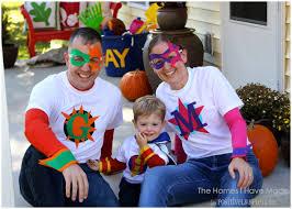 Matching Family Halloween Costumes Family Superhero Halloween Costumes