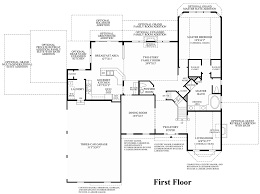 Large Master Bathroom Floor Plans Lenah Mill The Executives The Hopewell Home Design