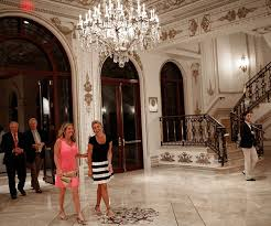 is trump at mar a lago trump very very hard to get employees so mar a lago hires