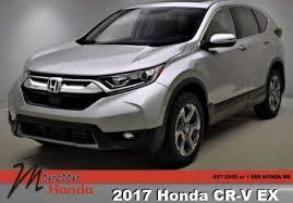 honda crv for sale alberta 2017 honda cr v in edmonton alberta stock number u349k