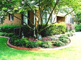 better homes and gardens house plans image of simple landscaping ideas for front house plan type