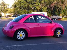 punch buggy car with eyelashes complete with daisy wheels photo by cityflickr from flickr at