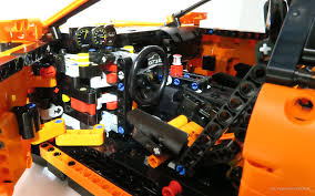 porsche 911 inside lego technic porsche 911 gt3 rs review slashgear