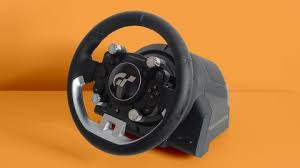 thrustmaster gt experience review thrustmaster t gt steering wheel review techradar