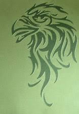 airbrush fire stencils ebay