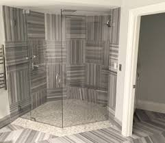 hinged glass shower door comparing frameless shower door options the glass shoppe a